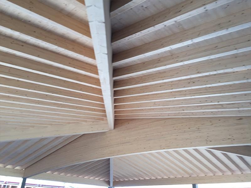 Stellplatze Autohaus Referenzen Holzbau Grober